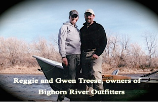 big horn river fishing